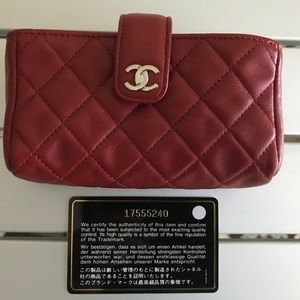 CHANEL Bags - Chanel mini clutch